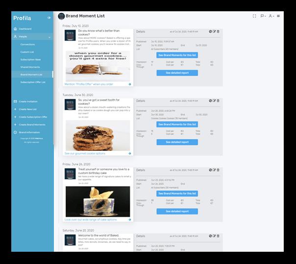 Profila - Client Portfolio - 3