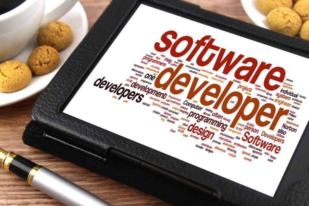 Software development Image