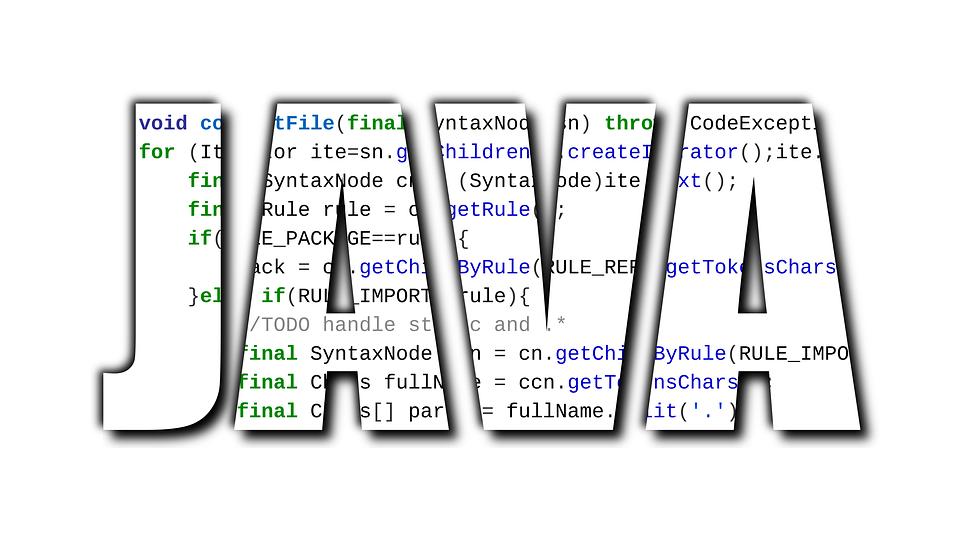 JAVA Custom Software Development