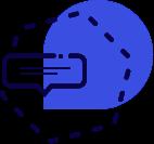 development discussion icon