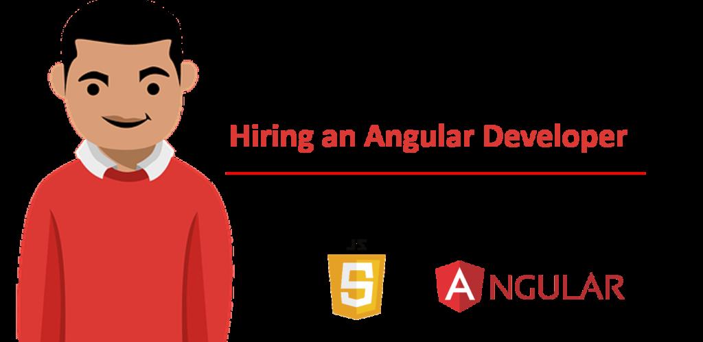 hiring an Angular development team