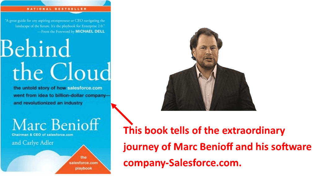 Behind the Cloudby Marc Benioff