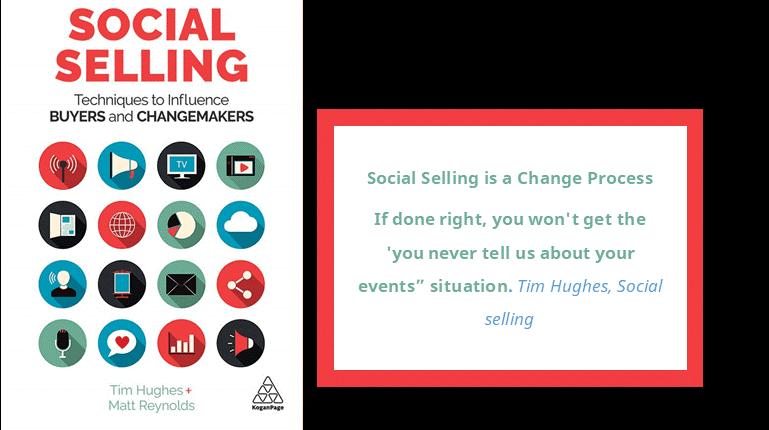 Social Selling by Tim Hughes