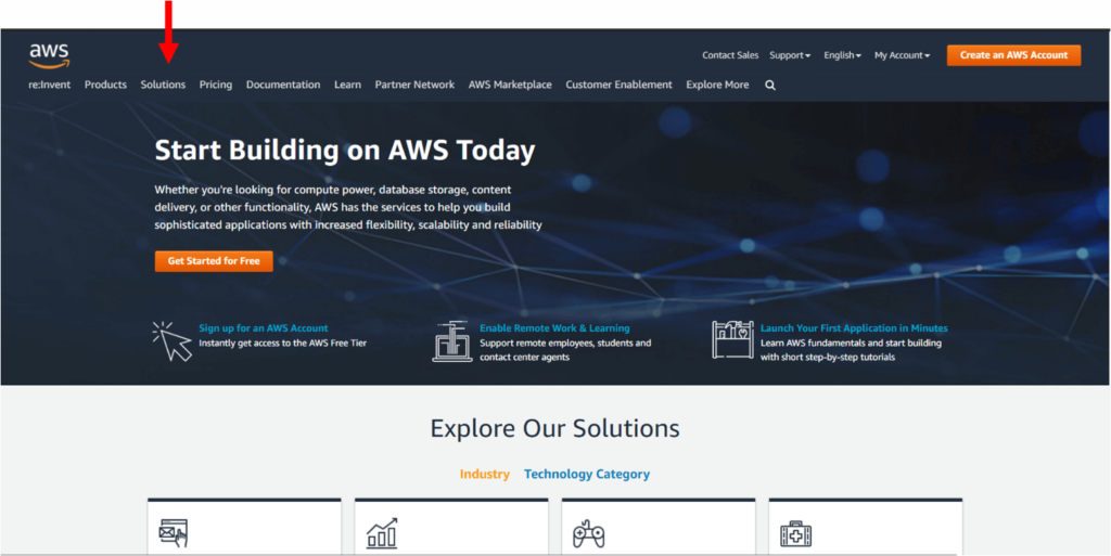 Example Examples of SaaS - Amazon Web Services