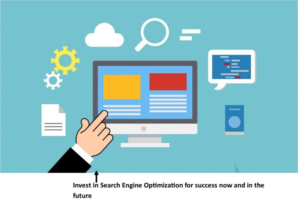 Invest in SEO for SaaS Startup Business
