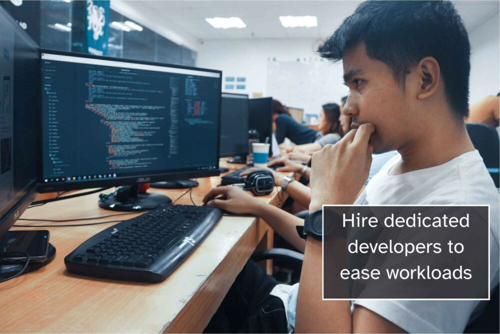 Find and Hire Dedicated Developers
